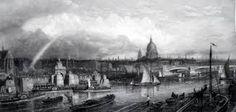 skyline victorian london