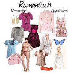 Romantische kledingstijl