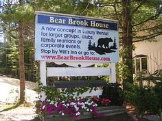 Bear Brook House, Multi Family & Group Vacations   Vacation Rental in Glen from @homeaway! #vacation #rental #travel #homeaway