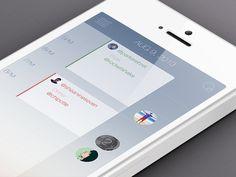 Calendar iPhone App