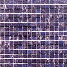 Kitchen Tiles Purple 3/4 x 1 1/2 inch purple iridescent glass subway tile super sale