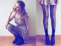Design fishnets and top