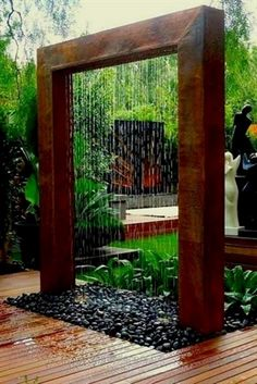 Look Over This Beautiful garden design creates amazing outdoor living spaces while balancing and harmonizing landscaping ideas and turning imperfections into spectacular details. Lushome shares a few interesting landscaping ideas and creative garden design techniques that help vis ..