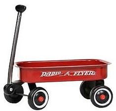 How to Decorate a Red Wagon For a Wedding in 5 Easy Steps