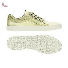 Sneakers - 2780-3d Specchiom Seok - Gold - 42 - Chaussures superga (*Partner-Link)