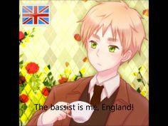 Hatafutte Parade: England (eng sub)