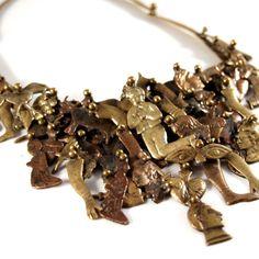 Pal Kepenyes Milagros Necklace