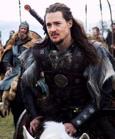 Uhtred of Bebbanburg-The Last Kingdom season 1 on Netflix (BBC)