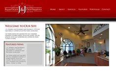 www.JandJBD.com    J Builders & Developers recently contacted us to create a beautiful website to showcase their development abilities for both residential and commercial projects. It came out stunning!