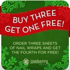 Jamberry makes perfect christmas gifts and stocking stuffers! Michelle McLemore - Jamberry Nails Independent Consultant http://michellemclemore.jamberrynails.net/