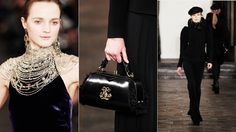 Ralph Lauren, for the Reg American Pretending to Be Jetset Euro Royalty in You - Want the shoulder piece!