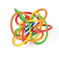 Manhattan Toy Color Burst Winkel Baby Toy
