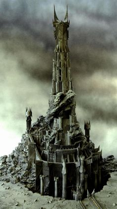 sauron's tower - Google Search