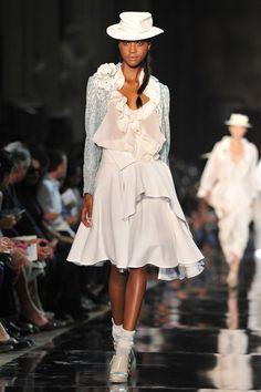 John Galliano: Runway - Paris Fashion Week Spring / Summer 2012