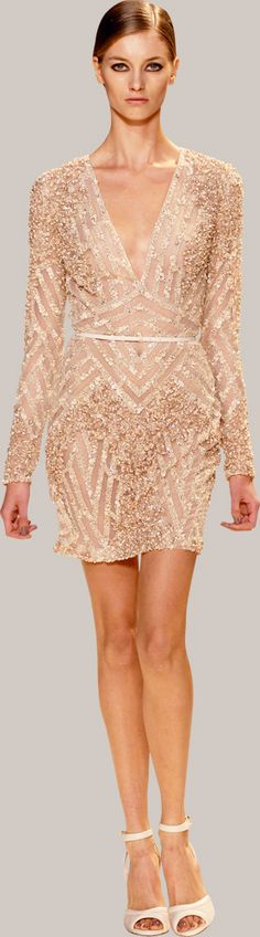 ELIE SAAB - Ready-to-Wear - Spring Summer 2013 - more lusciousness at http://mylusciouslife.com/a-ladylike-life/