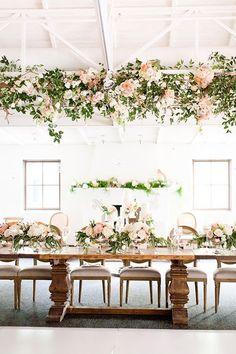 Blush Wedding El Chorro in Paradise Valley, Arizona - Mountain Wedding Ideas Cheap Wedding Flowers, Green Wedding, Floral Wedding, Wedding Colors, Wedding Centerpieces, Wedding Bouquets, Wedding Decorations, Table Decorations, Early Spring Wedding