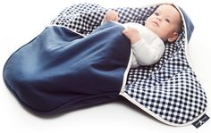 baby blanket vichy from Wallaboo