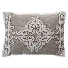 Stay comfortable without sacrificing style with chic throw pillows from Z Gallerie. The perfect accent piece for any room. Glam Bedding, Glam Pillows, Throw Pillows, Affordable Modern Furniture, Natural Cushions, Stylish Bedroom, French Country House, Home Decor Store, Dining Room Furniture