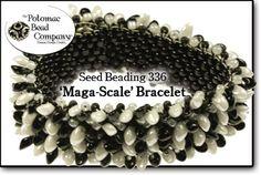 'Maga-Scale' Bracelet