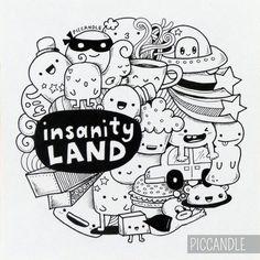 Doodle Invasion colouring book - Pesquisa Google