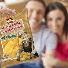 ¿Y si acompañamos el fin de semana de las mejores patatas fritas? Sí, nos referimos a nuestras patatas fritas El Labrador.   Os garantizamos que es la mejor manera de terminar la semana. ¡Feliz fin de semana! 😉