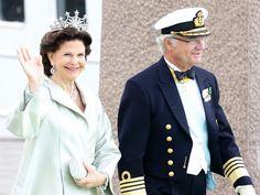 Königin Silvia von Schweden (69) wird selbst zwar erst am Tag vor Heiligabend 70, aber in ihrem engen Verwandten- und Freundeskreis landet
