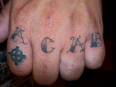 Antisocial tattoos - via deviantART