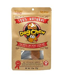 """For Most Dogs Under 55 lbs"" 1 chew per bag from Tibetan Dog Chew on OpenSky. Share and compare all Chews & Treats in Pets. Tibetan Dog, Protein Pack, High Protein, Cheese Puffs, The Chew, Red Bags, Dog Chews, How To Make Cheese, Oral Health"