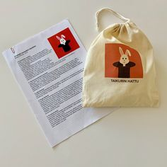 Sanasäkki — KONKREETTISTA VARHAISKASVATUSTA Paper Shopping Bag, Burlap, Reusable Tote Bags, Teaching, Education, Hessian Fabric, Learning, Educational Illustrations, Jute