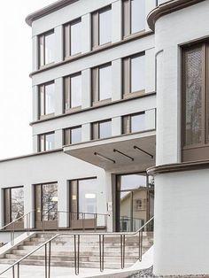 Hotel Design Architecture, Classic Architecture, Facade Architecture, Residential Architecture, Amazing Architecture, Landscape Architecture, Landscape Design, Facade Design, Exterior Design