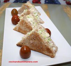 …Relleno para sandwich