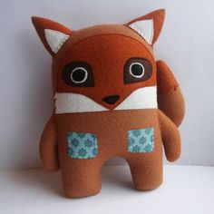 Fox Softie *Inspiration*