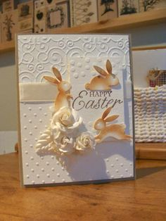 #papercrafting #card for #Easter