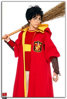 Harry Potter #Cosplay #Quidditch #2004 by ichigokitty