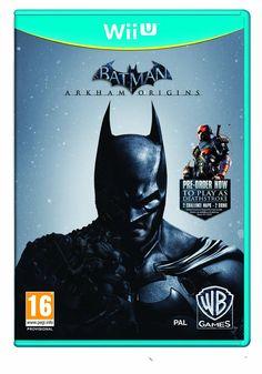 LOWEST EVER PRICE Batman: Arkham Origins Nintendo Wii U NOW £9.99
