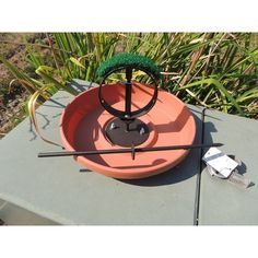 MICRO TWO & ONE PORTABLE ROTATING PERCH FOR MERLIN SIZE BIRDS