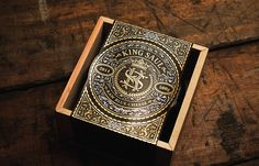 King Saul on Packaging of the World - Creative Package Design Gallery