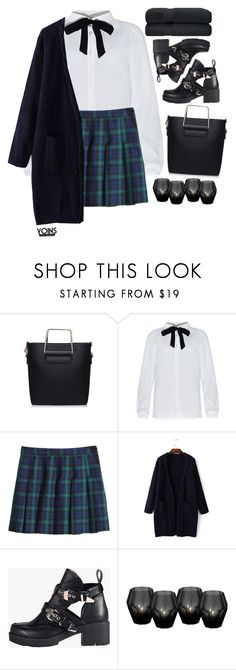 """""""#Yoins"""" by credendovides ❤ liked on Polyvore featuring H&M, Refresh and Eichholtz"""