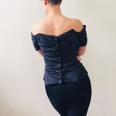"""SHOP VINTAGE THRIFTED on Instagram: """"SOLD . Olivia Newton John wannabe? Then this gorgeous 100% silk corset is for you. Boning gives it a beautiful structure and my favorite…"""" My Favorite Part, My Favorite Things, Olivia Newton John, Vintage Shops, Thrifting, Corset, Silk, Fashion Tips, Shopping"""