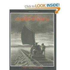Everyone should own all Chris Van Allsburg books!