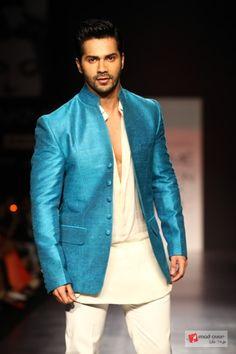 Manish Malhotra designs 3 Manish Malhotra Designs, Manish Malhotra Collection, Gents Shirts, Formal Chic, Nehru Jackets, India Fashion Week, Engagement Outfits, Indian Fashion, Men's Fashion