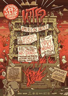 WTF? American Party – grafficants.com