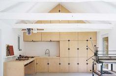 Interno atelier - Modal Architecture