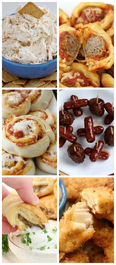 Best Easy Appetizer Recipes - simple to make, few ingredients and everyone loves them. Butter With A Side of Bread