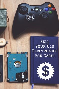 Sell Your Old Electronics For Cash!