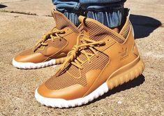 "Adidas Tubular X ""Wheat"""