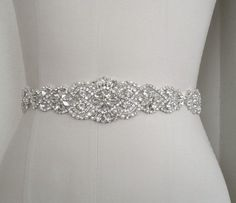 Wedding Bridal Sash