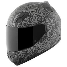 Speed and Strength SS1200 United By Speed Helmet - Motorcycle Superstore - BLACK & GREY