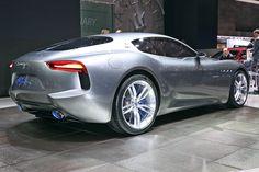 Maserati 2014 Alfieri concept