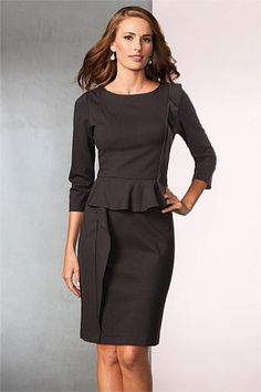 Grace hill layered dress plus